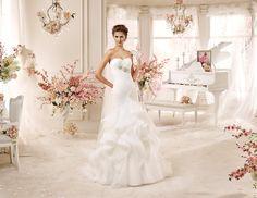 Moda sposa 2016 - Collection COLET.  COAB16325. Abito da sposa Nicole.