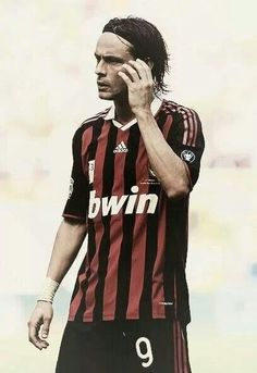 "Filippo ""Pippo"" INZAGHI; 1991–95Piacenza, 1992–1993 loan AlbinoLeffe, 1993–94loan Verona, 1995–96 Parma, 1996–97Atalanta, 1997–2001 Juventus, 2001–2012 MILAN"
