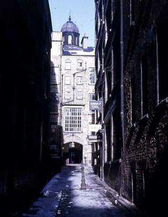 Temple Lane 1960s