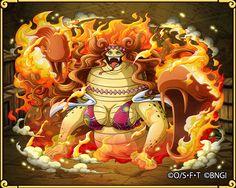ボア・マリーゴールド 麦わらのルフィの共犯者 One Piece Photos, Jade Crystal, One Piece World, Samurai Tattoo, Character Base, One Piece Manga, Marigold, Lily, Fan Art