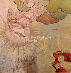 Der vogel nicht essen heil Painting, Art, Birds, Essen, Art Background, Painting Art, Kunst, Paintings, Performing Arts