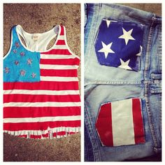 Fourth of July outfits | 4th of July outfit
