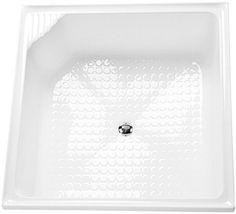 Bella Small Shower Bath 910mm - ABL Tile & Bathroom Centre