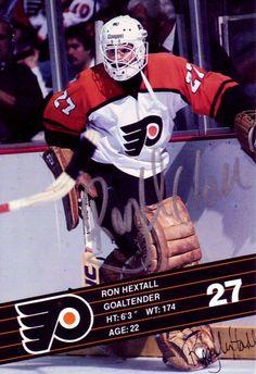 Ron Hextall Flyers Players, Flyers Hockey, Hockey Goalie, Hockey Teams, Sports Teams, Hockey Players, Ice Hockey, Hockey Rules, Fly Guy