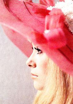 catherine deneuve in les demoiselles de rochefort 1967