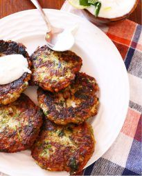 Looking something different this Diwali season??? Try this delicious, crispy, golden and extremely light Zucchini Fritters. This is a must try recipe!!! Hello Lovely Readers, I hope you are enjoyin…