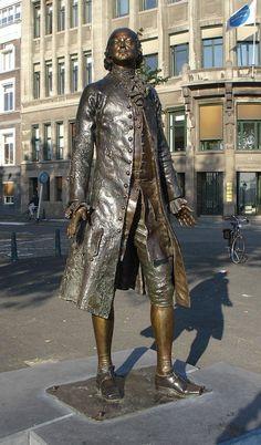 Lijst van beelden in Rotterdam-Centrum Rotterdam, Dutch Netherlands, Peter The Great, Senior Trip, Russian Art, Public Art, Sculpture Art, Van, Vogue