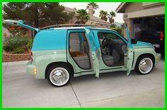 2010 Chevrolet HHR LS Panel Wagon 2.2L I4 Automatic FWD SUV OnStar Surf Board