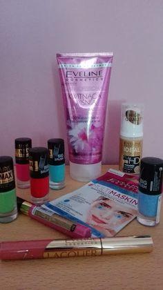 Nasze Testowanie: Eveline Cosmetics - majowe testowanie