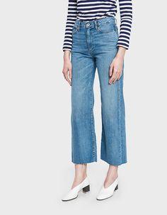 Wide leg jeans from Simon Miller
