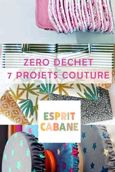 Zero waste: 7 sewing projects - All Photos Laura Flynn Diy Couture, Couture Sewing, Sewing Projects For Beginners, Crochet For Beginners, Diy Projects, Sewing Hacks, Sewing Tutorials, Sewing Tips, Sewing Ideas