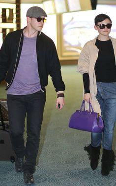 ginnifer goodwin baby | Ginnifer Goodwin with Josh Dallas | GossipCenter - Entertainment News ...
