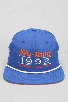 746a6b0be9f Wu Tang 1992 Snapback Hat Wu Tang Clan Clothing