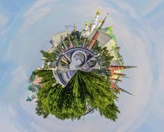 Kremlin by Maria Fedorova on Little Planet, Planets, Fair Grounds, Plants