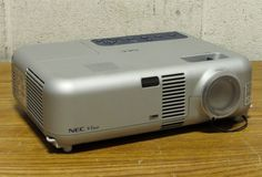 NEC VT660 LCD Projector - Parts/Repair - http://electronics.goshoppins.com/monitors-projectors-accessories/nec-vt660-lcd-projector-partsrepair/