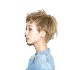 DaB | hair salon at omotesando daikanyama - STYLE:3 STYLE:SHORT
