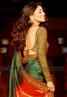 00773189e62ae Shriya Saran Stylish Designer Blouses