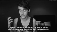 Troye Sivan, I love you more than you know
