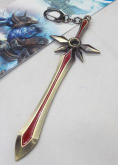 League of Legends Keychain LLKY0809