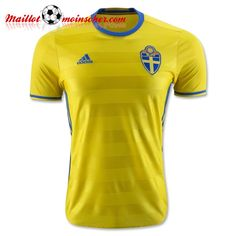 b62dc17ea  3 Antonsson Home Match Football Soccer Adult Jersey EURO 2016 Sweden  Soccer Jersey