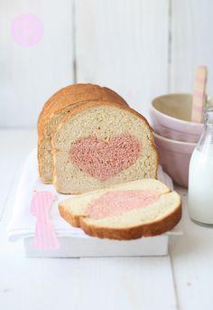Valentine's Bread | la receta de la felicidad