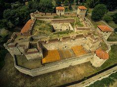 Baba Vida fortress ● Vidin, Bulgaria © 2016 Milen Cvetanov www.mcvetanov.com #babavida #BabaVidaFortress #castle #castles #vidin #100TouristSites #100TouristSitesОfBulgaria #bgcastles #bulgaria #dunav #river #view #sunset #journalism #project #colors #dji #drone #aerial #Phantom #Phantom3 #photography #landscape #summer #djiphantom #cape #panorama #cinematography #travel