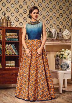 Latest Designer #Anarkali Suit