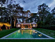 Frank Greenwald Architecture East Hampton Barn pool