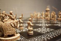 8/365 - Indian Chess by Jason C. Wong