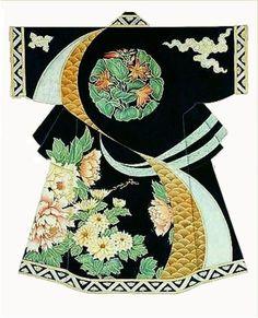 Kimonos in Art by Joyce A Meck