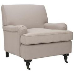 @Overstock - This Nottingham chair takes timeless styling and freshens up with today's colors. This furniture piece features a comfortable wide back cushioning in a beige linen upholstery.http://www.overstock.com/Home-Garden/Nottingham-Sand-Beige-Club-Chair/6002297/product.html?CID=214117 $380.99