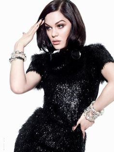 Jessie J-short hair cut idea