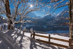 Winterdream by Barbara Seiberl-Stark on 500px