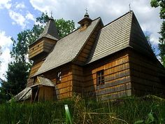 St. Martin church in Grywałd from 16th/17th century. Wooden churches of Southern Lesser Poland - Wikipedia, the free encyclopedia