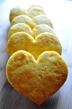 Sweet Potato Biscuits~~USE COCONUT OIL & QUINOA OR BROWN RICE FLOUR~  *Makes 6 biscuits  3/4 Cup Cooked Mashed Sweet Potato  1/3 Cup Almond Milk (You will need about 3 Tbs. more when mixing the dough)  1 Cup Mama's Almond All Purpose Flour  1/2 Cup White Rice Flour  1 Tablespoon Sugar  1 Tablespoon Baking Powder  1 teaspoon Sea Salt  6 Tablespoons Dairy Free Butter