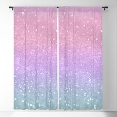 Glitter Bedroom, Unicorn Bedroom Decor, Unicorn Rooms, Mermaid Bedroom, Girl Bedroom Designs, Room Ideas Bedroom, Curtains For Girls Bedroom, 6 Year Old Girl Bedroom, Decorating Rooms