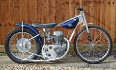 From Geoff D in Lincolnshire. I love old speedway bikes' asymmetrical bars. As it was a nice day in Lincs today I took a few pics of m...