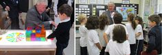 Welcoming the Mayor to Richland Pre Kindergarten, School Life, High School Life