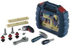 Bosch 4 Piece Tool Case Set