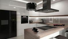 Výsledok vyhľadávania obrázkov pre dopyt americké chladničky v kuchyni