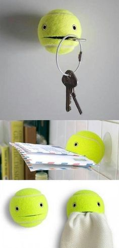 Tennis ball multi purpose