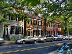 Old Town Alexandria, Virginia. <3