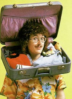 Weird Al was born in Downey, and raised in nearby Lynwood.