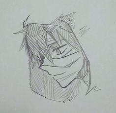 [Satsuriku no Tenshi] Zack — Isaac Fooster - [Satsuriku no Tenshi] Zack — Isaac Fooster - Sketches, Anime Drawings Sketches, Manga Drawing, Anime Sketch, Drawing Sketches, Art, Anime Drawings Tutorials, Art Sketches, Anime Character Drawing