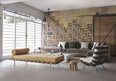 A casa selvagem do Chef Alex Atala - Casa Vogue | Interiores