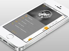 App Cityman Taxi 2 by tolik_designer