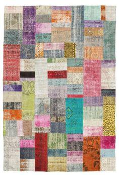 Patchwork carpet | Carpet Vista