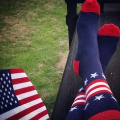 American-made socks in fun, colorful designs - BOLDFOOT SOCKS