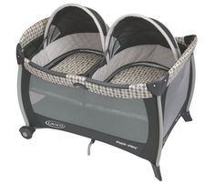 Graco Baby Infant Bed Sleeper W  Twin Bassinet Play Pen Yard #Graco