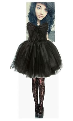 """emo prom part 2"" by ajstillstanding ❤ liked on Polyvore featuring Loyd/Ford"